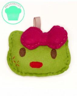 01 Hello Kitty zombie kitty przod