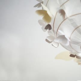 DIY: Jak odmienić lampę z Ikei?