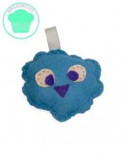 Owca niebieska przod