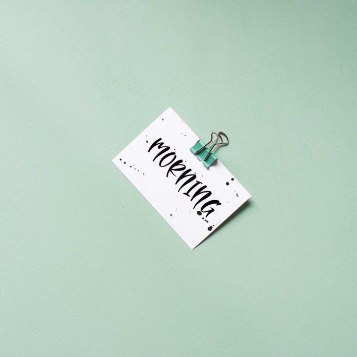 karty z napisami do zdjęć
