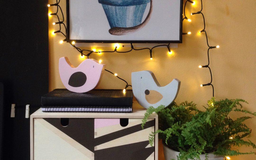 Metamorfoza mini komody z Ikei | DIY